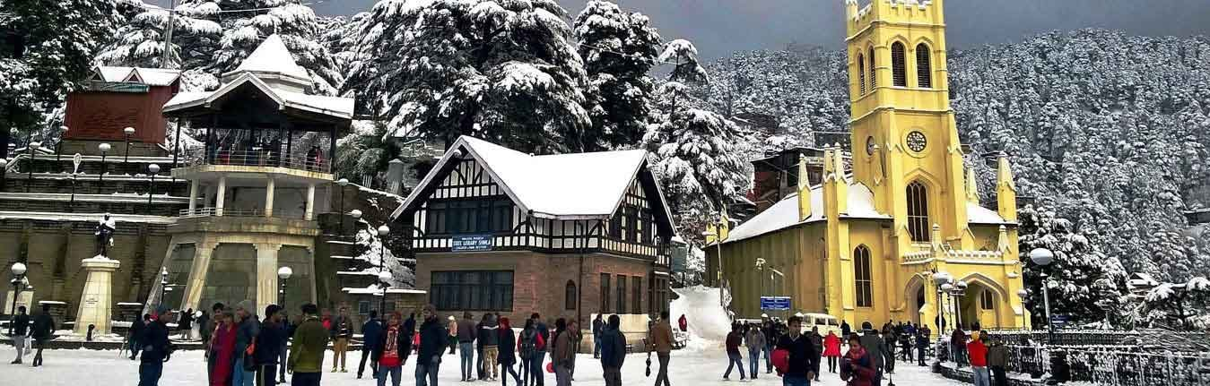 taxi service chandigarh to shimla